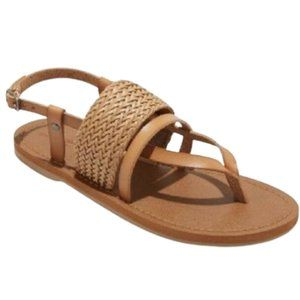 Universal Thread Tan Senora Sandals 11
